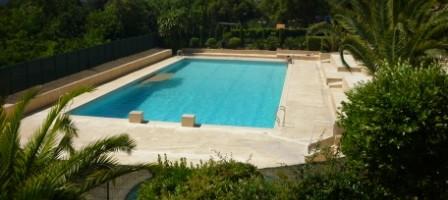 Aubarède, 2 pièces avec terrasse, piscine, tennis et stationnement