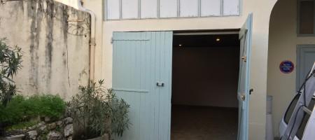 Quartier Jules Ferry, Garage à louer 16 m²