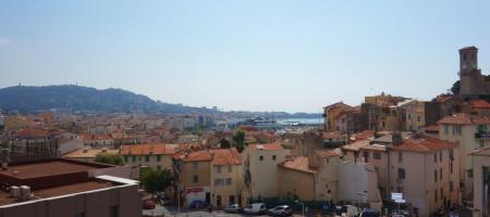 Idéalement placé quartier Stanislas, studio avec balcon vue mer