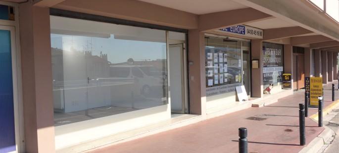 Cannes Stanislas – Local commercial idéal bureaux, parfait état