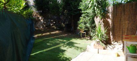 Quartier Colombier, studio avec jardin privatif, parking, cave