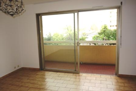 Grand studio avec coin chambre, terrasse, proche centre Leclerc, cave