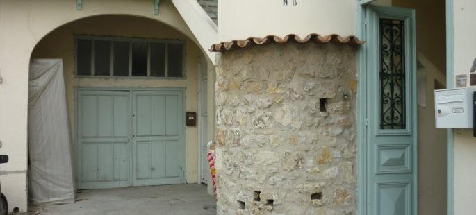 Quartier Jules Ferry, entrepôt 54 m2, idéal artisans