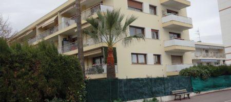 Le Cannet Campelières , 3 pièces traversant, terrasse, parking