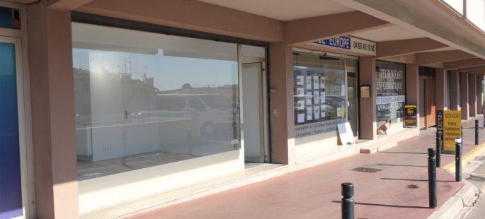 Quartier Stanislas, Murs commerciaux occupés, garage, bonne rentabilité