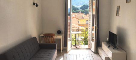 Cannet Carnot, agréable 2 pièces meublé, balcon